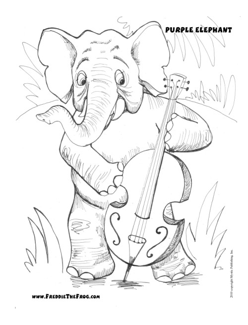 gilbert and friends coloring pages - photo#38