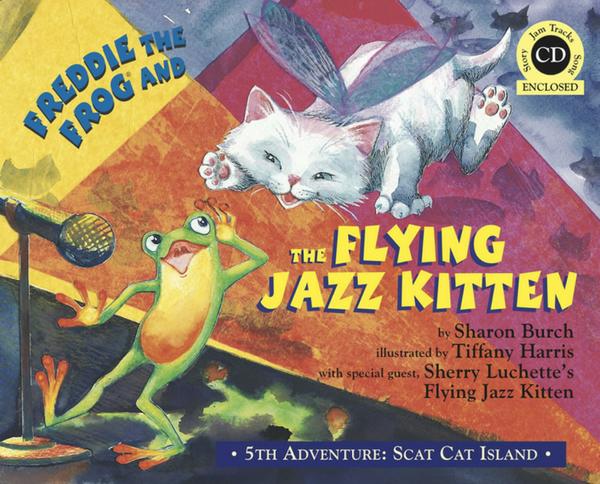 Jazz Cats Recorder Sample - Cat Walk - YouTube | 484x600